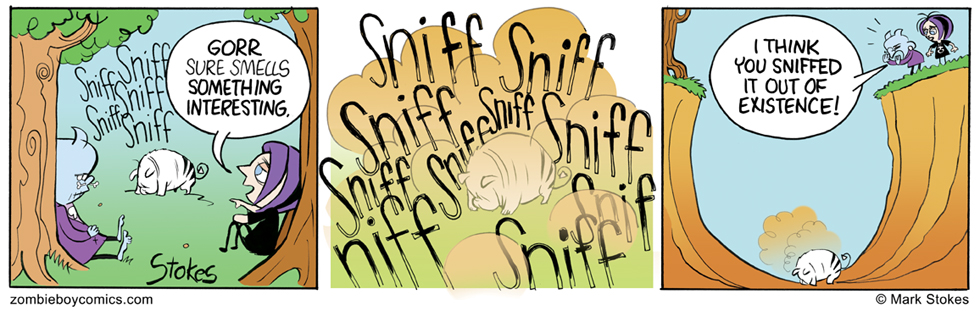 Sniffed Out