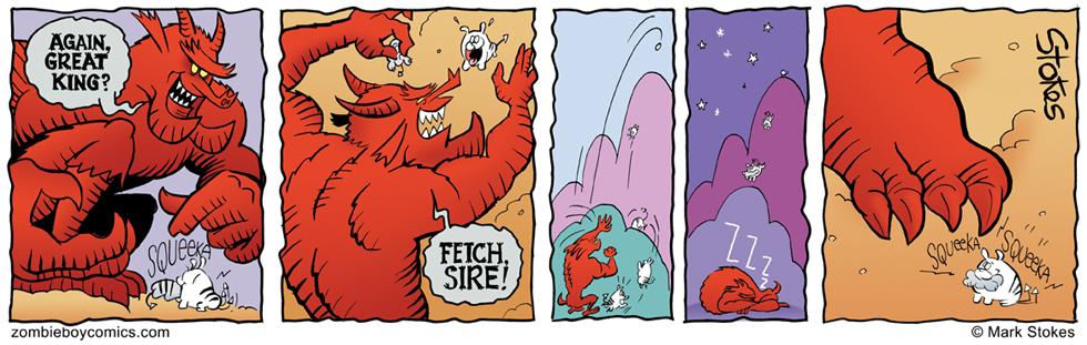 Fetch Sire!