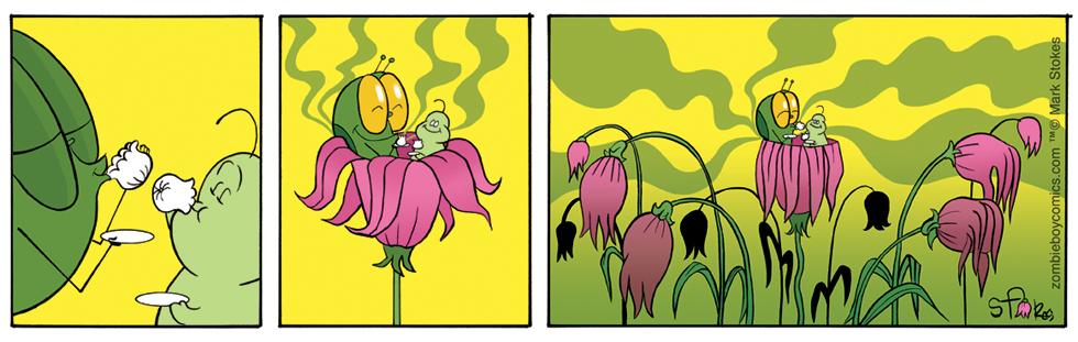 Stink Blossom