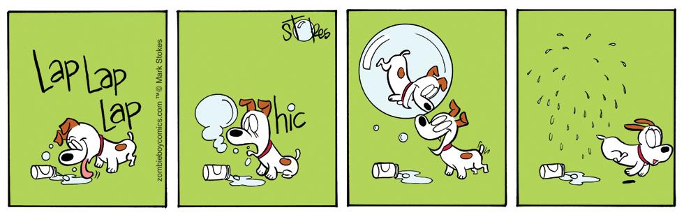 Trouble Bubble