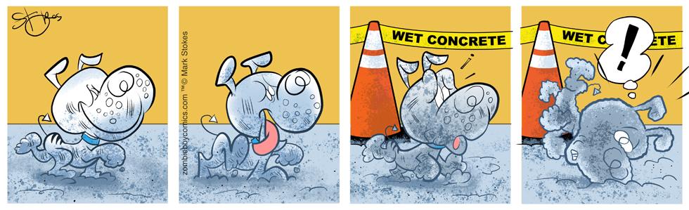 Concrete Bungle